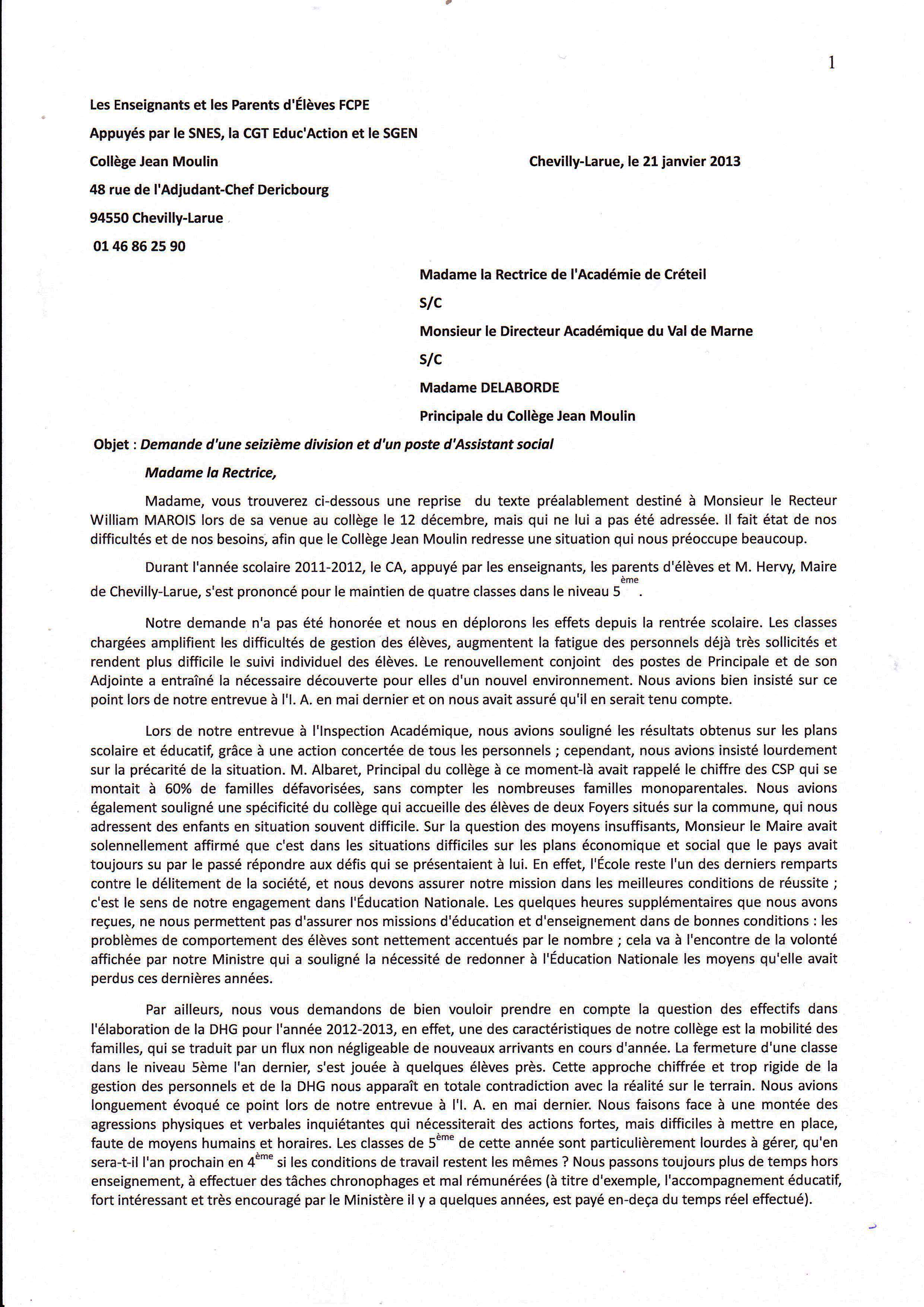Modele Lettre Preavis De Greve Document Online