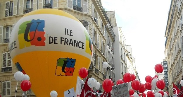 Manifestons massivement le 1er mai à Paris !