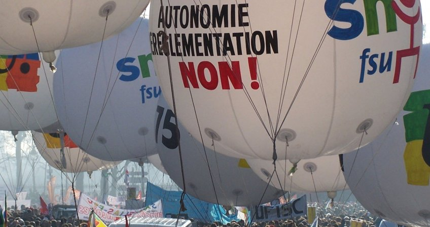 Manifestation nationale le 18 mai à Paris : tou-te-s dans la rue (...)